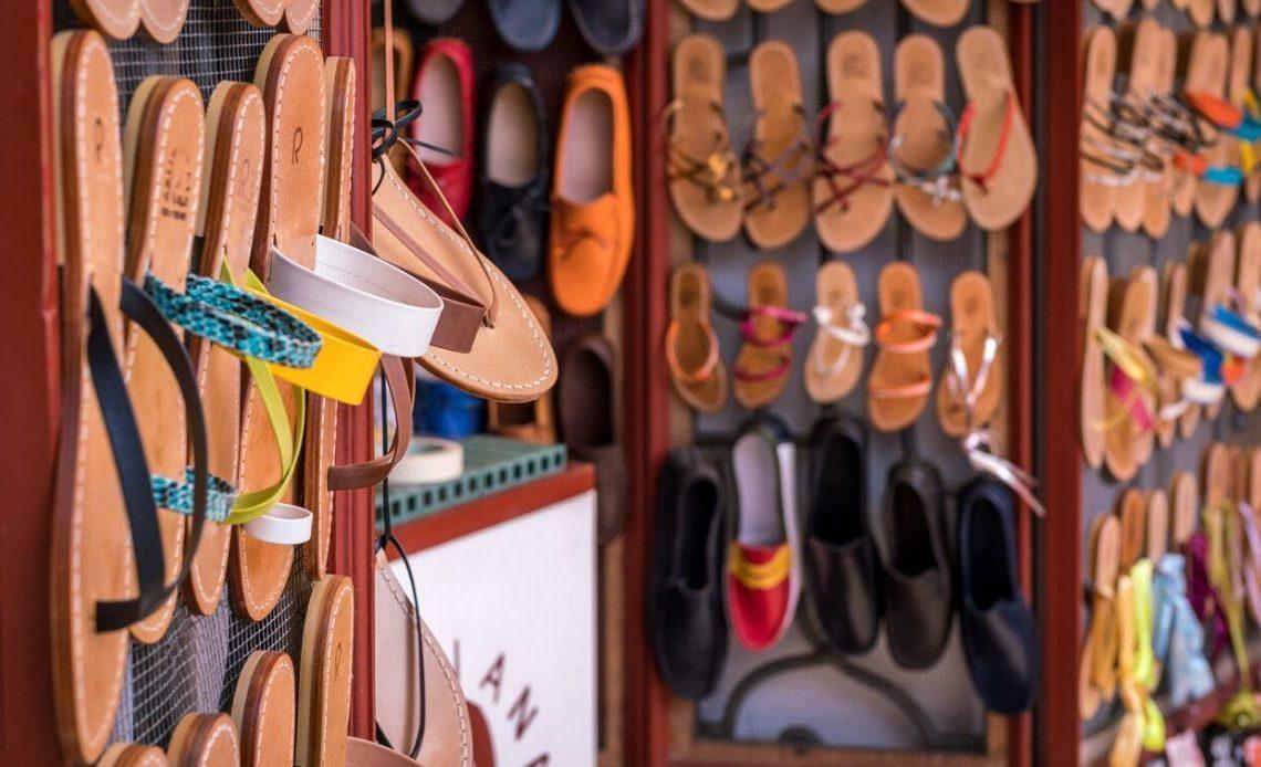 Sandali di Positano