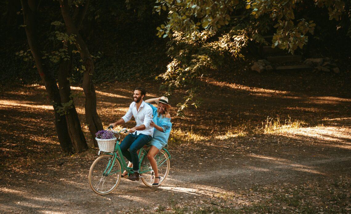 Percorsi in bicicletta a Positano