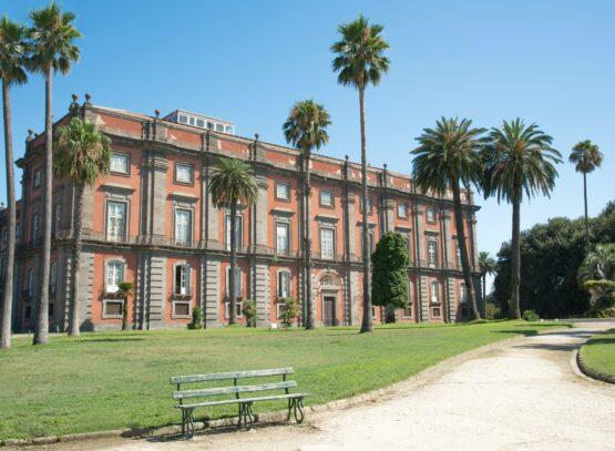 Royal Palace of Capodimonte, Naples