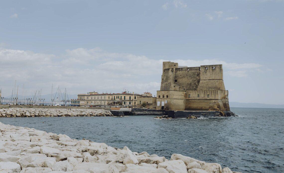 The Egg Castle in Naples