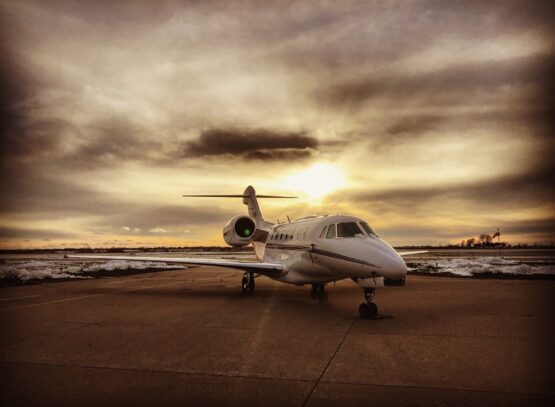 Cessna Citation X Charter Jet